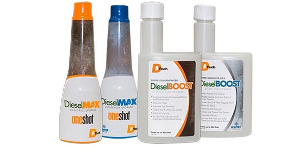 DTech Adds Two Diesel Fuel Additives
