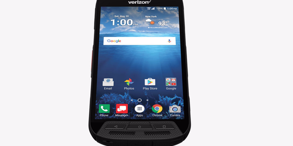 Kyocera Offers Rugged Smartphone