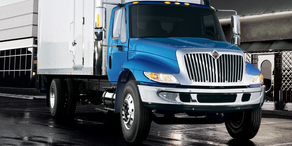Navistar Releases First International DuraStar Vehicles To Market With Cummins ISB Engines