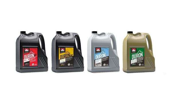 Petro-Canada's Duron Oils Meet API CK-4 and FA-4 Specifications