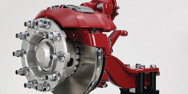 Mack Adds Air Disc Brakes to Vocational Truck Lineup