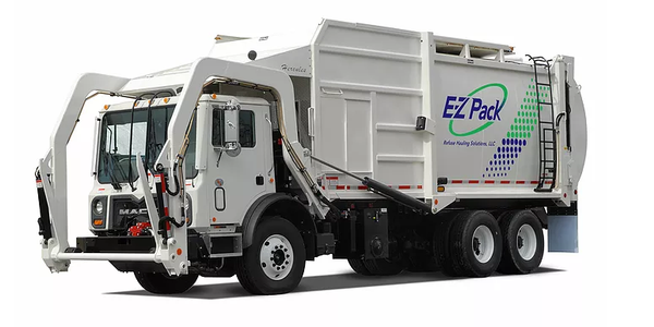Momentum's Tailgate System Designed for Refuse Trucks
