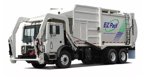 Momentum's Tailgate System Designed for Refuse Trucks