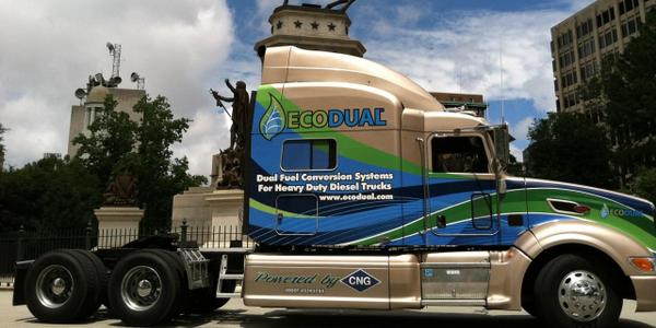 EcoDual Unveils MAX/SR 2.0 Dual Fuel System