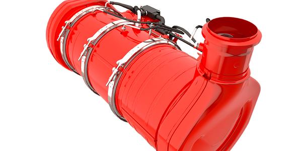 EcoFit Single-Module Exhaust Aftertreatment