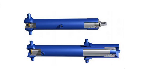 Jost Selling Edbro Hydraulic Cylinders