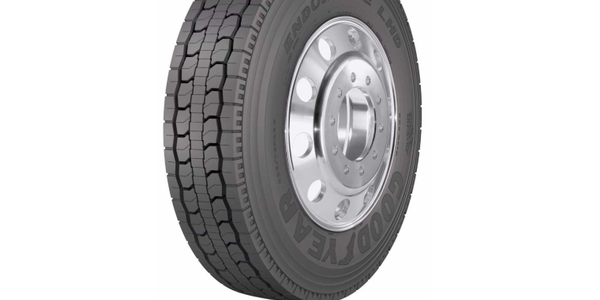 Goodyear Rolls Out Endurance LHD Tire