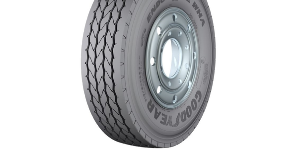 Goodyear Releases New Waste Haul Tire