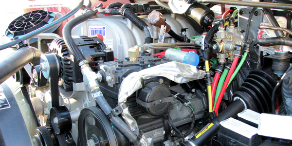 Propane Autogas Engine Squeezes Out Cost, So It's Called 'PIthon'