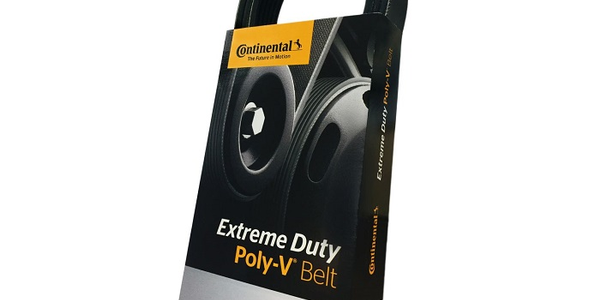 Continental Offers Belt Designed for Extreme Duty