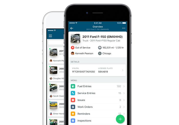 Fleetio Releases Mobile Fleet Management App