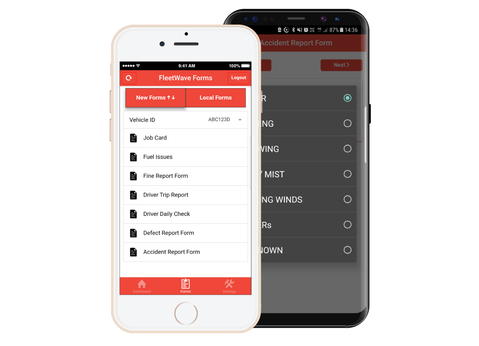 Chevin Launches Fleetwave Forms App