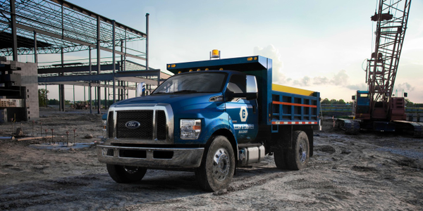 New Ford F-650/F-750 Diesel Available in Three Power Ratings