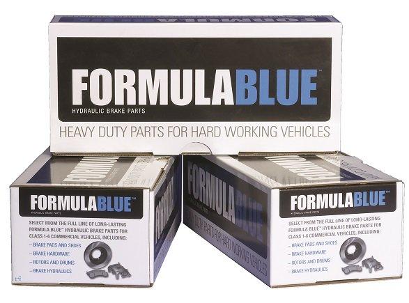 Bendix Expands Formula Blue Hydraulic Brake Parts Line
