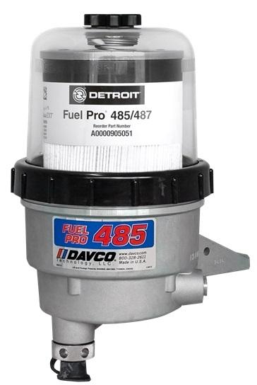 davco announces fuel pro 485 487 and diesel pro 245 fuel processors Davco 382 Fuel Water Separator davco announces fuel pro 485 487 and diesel pro 245 fuel processors products trucking info