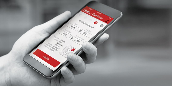 Ryder Launches Fuel Receipt App for Rental Customers
