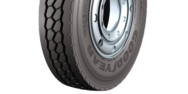 New Goodyear Tires Target Mixed-Service Applications