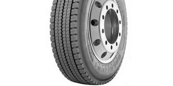 GT Radial Drive Tire Designed for Long Haul Use