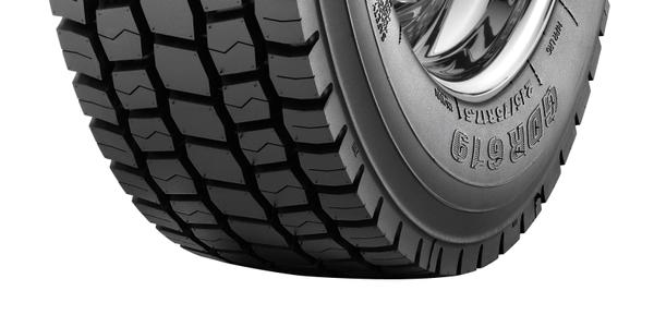 Giti Tire's (USA) GT Radial GDR619