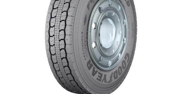 Goodyear's Fuel Max LHD G505D Improves Fuel Efficiency