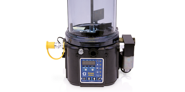 Graco's Grease Jockey is an Automatic Lubrication System