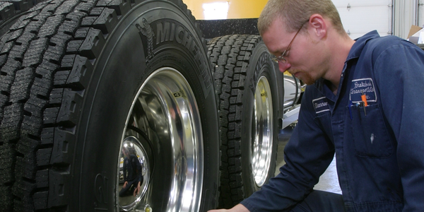 Michelin Adds RFID to Commercial Tires, Upgrades Tire Care program