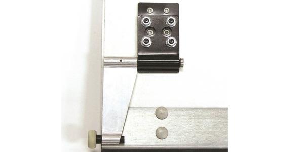 Hold Open Door Keeper Holds Roll-Up Door Open