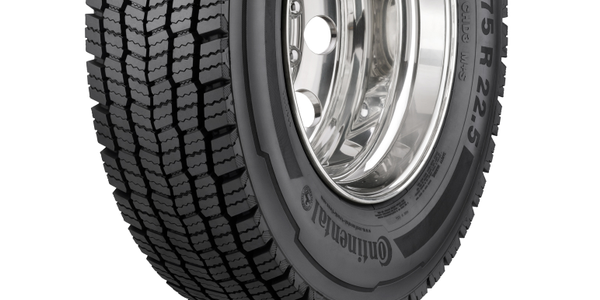 Conti Hybrid HD3, is verified by the U.S. EPA's SmartWay Transport Partnership as a low rolling...