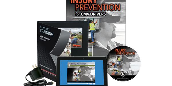 J.J. Keller Offers Injury Prevention Training