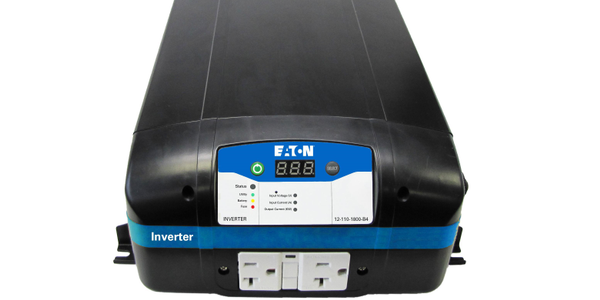 Eaton Adds DC to AC Inverter