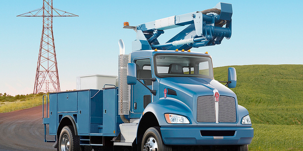 Kenworth and Paccar Financial Announce Medium-Duty Extended Warranty Program
