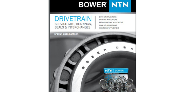 NTN Makes 2016 Differential Kit Catalog Available