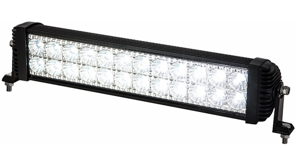 LED Combination Bar Casts Wide or Focused Beams