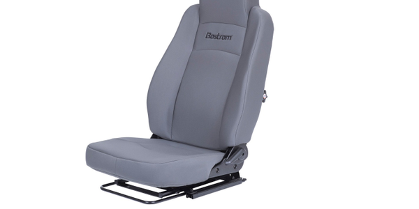 Suspension Seat Fits Low Cab-Forward Trucks