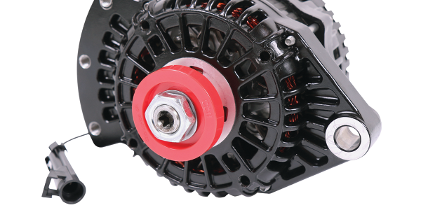 Dual-Fan Alternators Designed for Refrigerated Applications