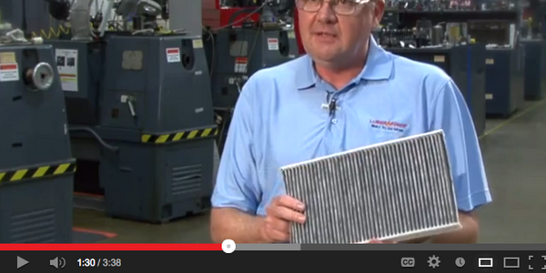 New Line of Luber-finer Cabin Air Filters