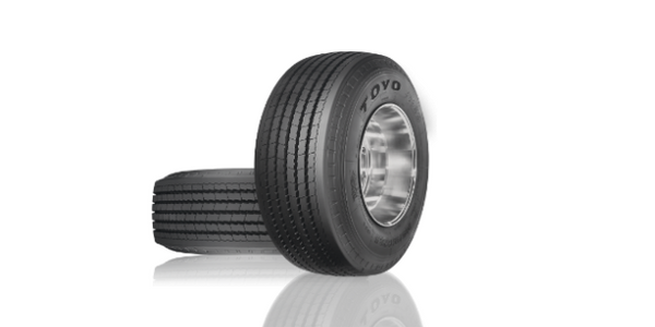 Toyo Tires M149 Wide-Based Single Designed for Regional Use
