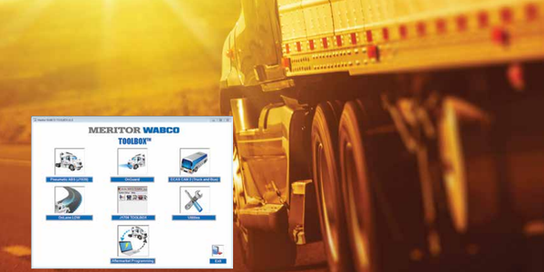 Meritor Wabco Updates Toolbox Diagnostic Package