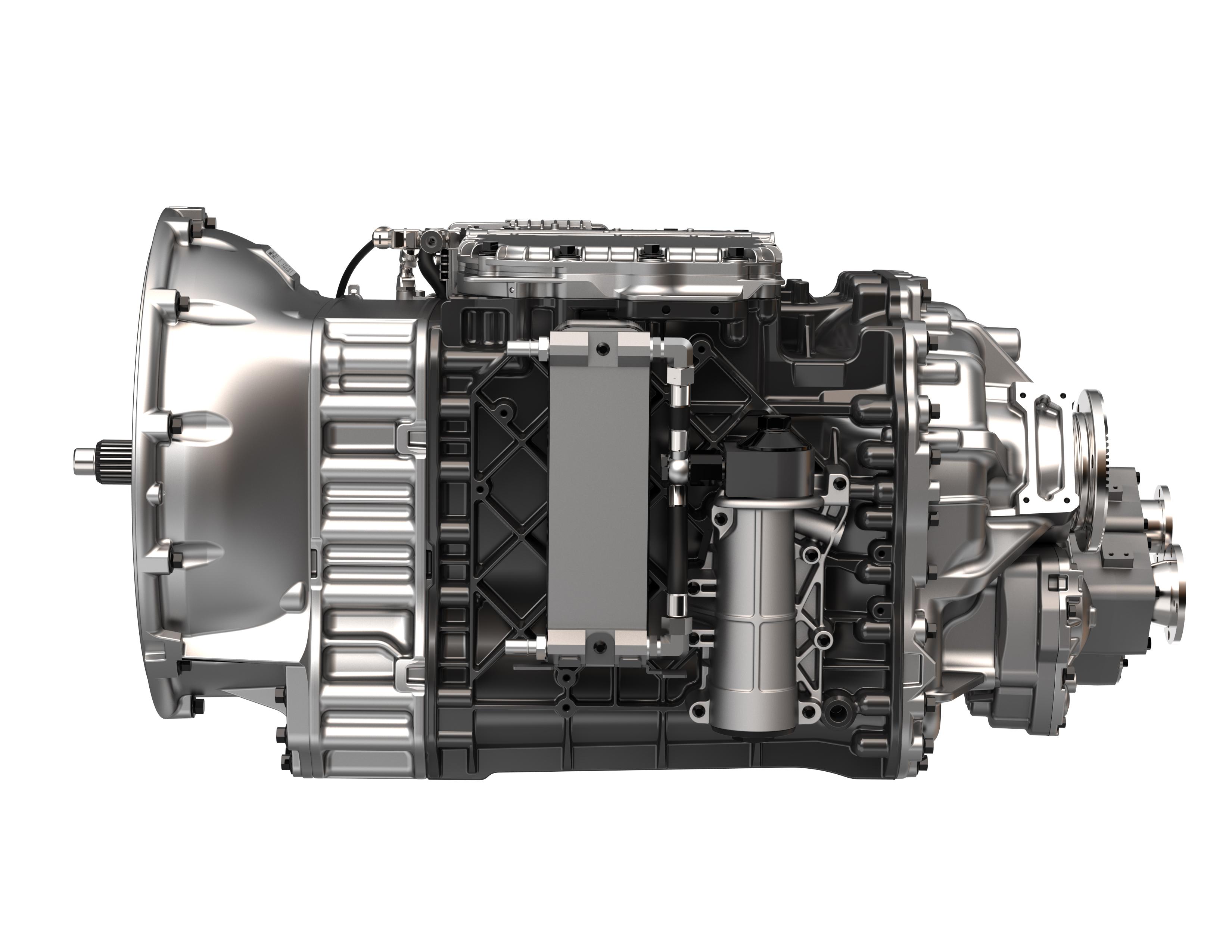 mack maxitorque 13 speed transmission