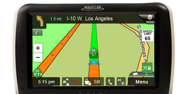 Magellan GPS Unit Gains Fleet Features