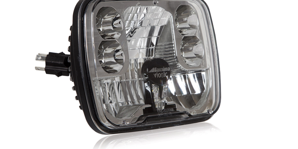 Vionic 5X7 LED Headlight Made for Durability