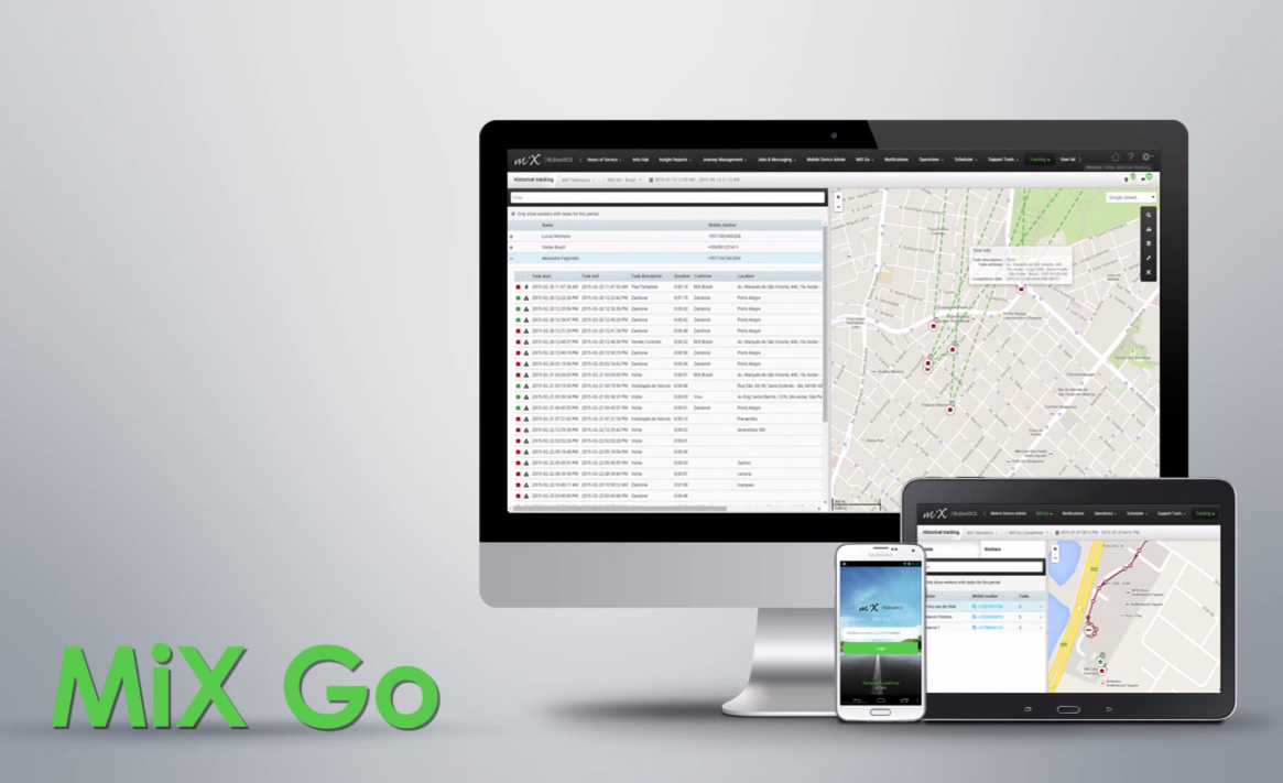 MiX Launches Task Management Application