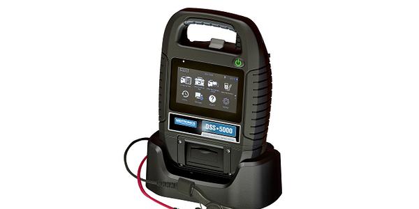 Midtronics Diagnostic System Monitors Batteries