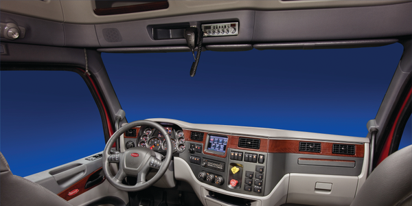Peterbilt Seat-Integrated Rollover Protection in Production