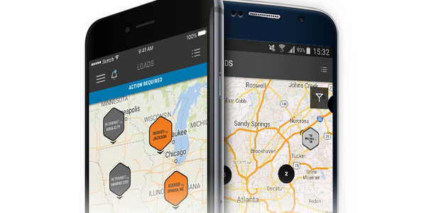Navisphere Carrier App Available for iOS and Android