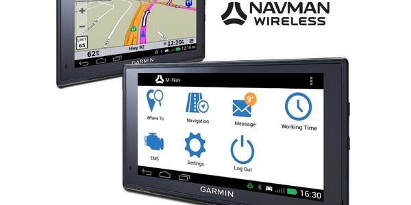 Navman's Drive Apps Streamline Driver Workflow