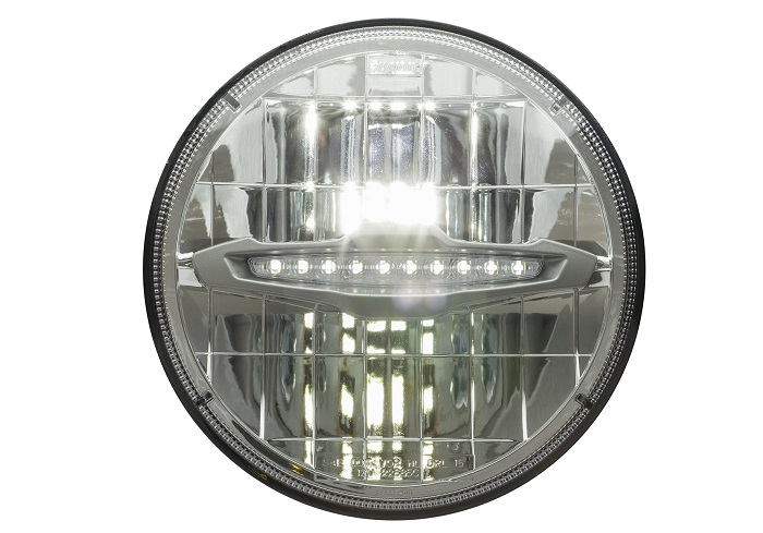 LED Headlamps Reduce Eye Fatigue with Natural Color Temperature