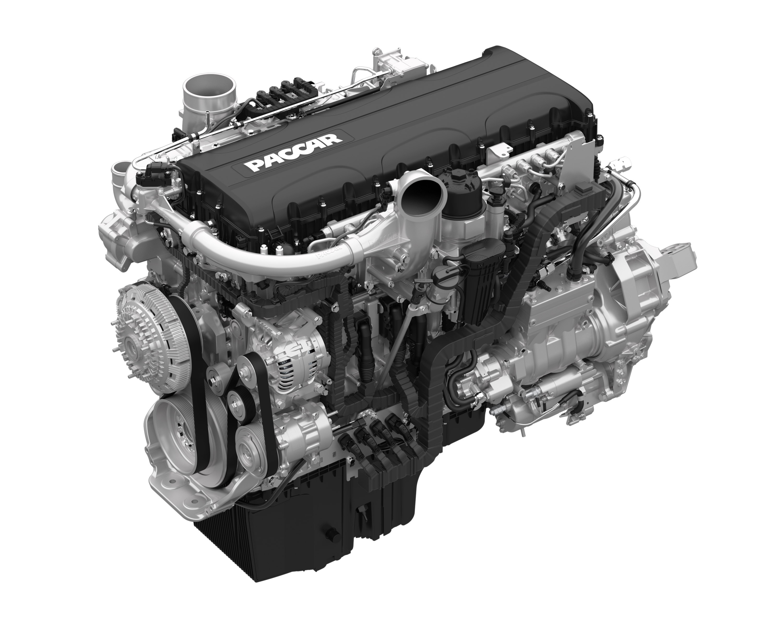 Paccar Announces MX-11 Diesel for North America
