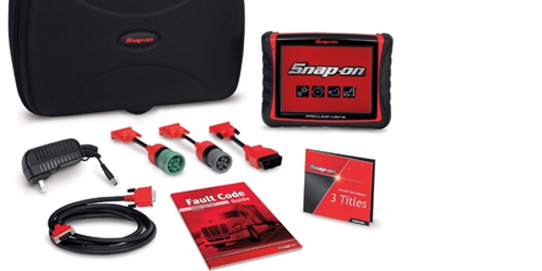 Image of PRO-LINK starter kit courtesy of Snap-on.