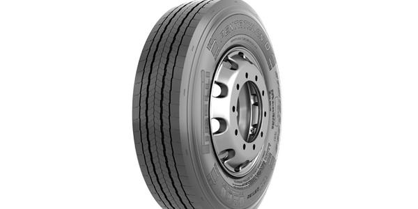 Pirelli Launches Pentathlon D Long Haul Drive Tire